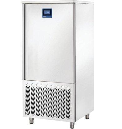 Diamond Schnellkühler - 14 x 1/1 GN - 81x83x (h) 175cm - 400V