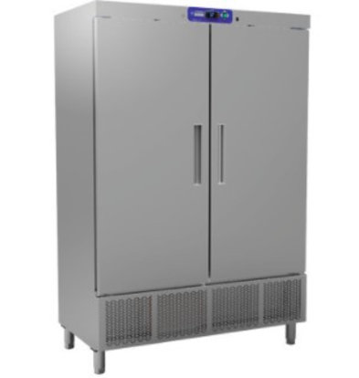 Diamond 2 door refrigerator - 1100 Ltr - 138x72x (h) 206cm - Incl six grids