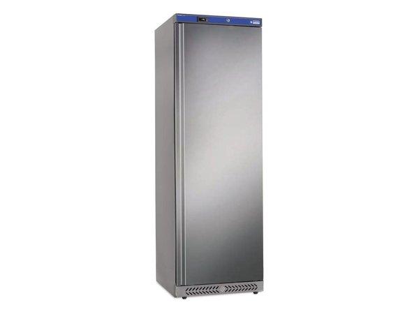 Diamond Stainless steel Freezer - 400 liters - 60x58x (h) 185cm