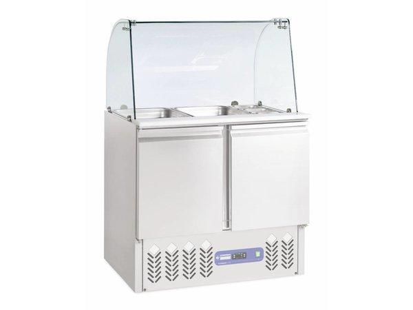 Diamond Gebogenes Glas für SAL2M / D-