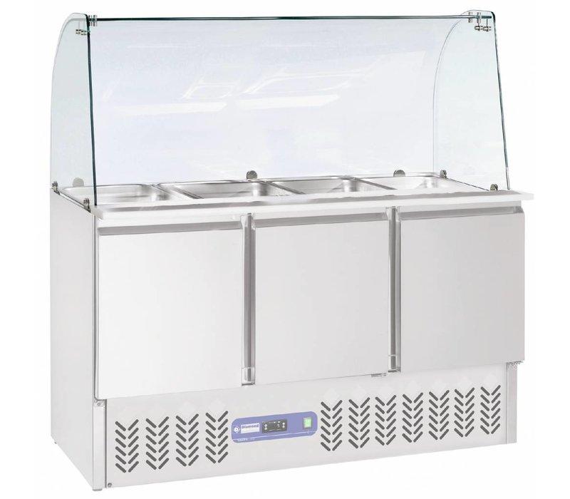 Diamond Gebogenes Glas für SAL3M / D-