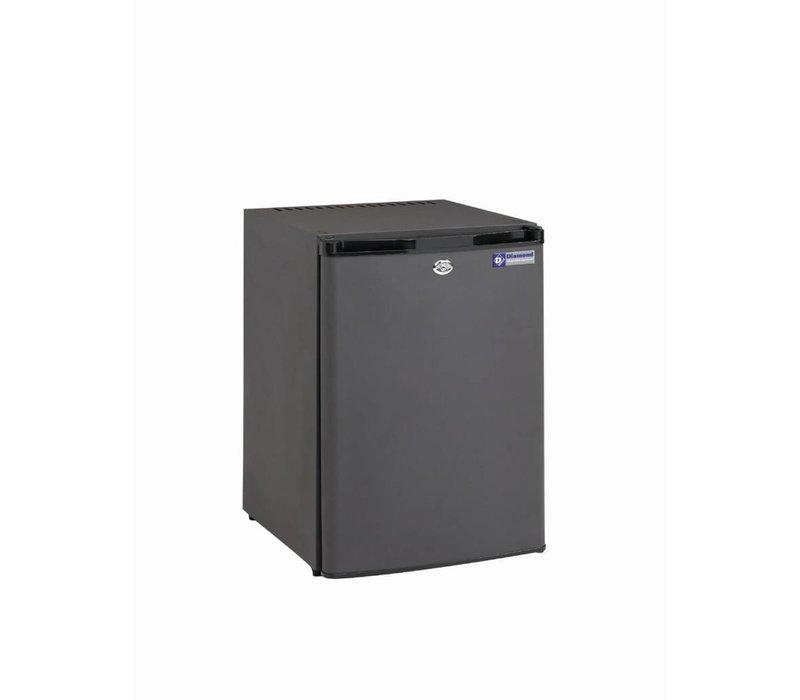 Diamond Bar Kühlschrank / Minibar - 40 Liter - 40x45x (h) 56 cm - SILENT MODELL