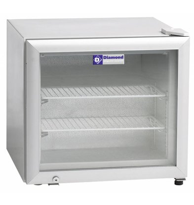 Diamond Freezer - 50 Liter - 57x53x (h) 52-2 grids