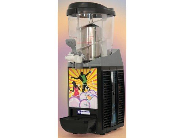 Diamond Gekühlte Getränke Spender 5,5-Liter-