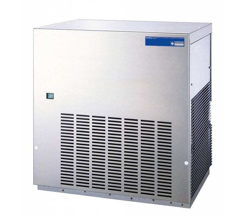 Diamond Grain Eismaschine - 250kg / 24h - ohne Speicher - ICE250MAS