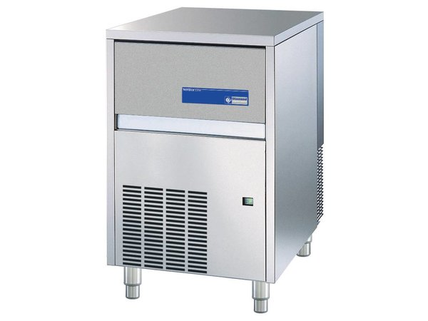 Diamond Eismaschine - 46kg / 24 - Storage 25kg - Full cubes - Made in Europe