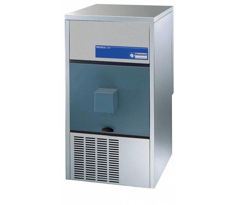 Diamond Eismaschine Dispenser - 45kg / 24