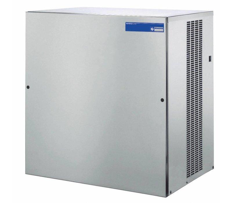 Diamond Eismaschine - 400kg / 24h - ohne Speicher