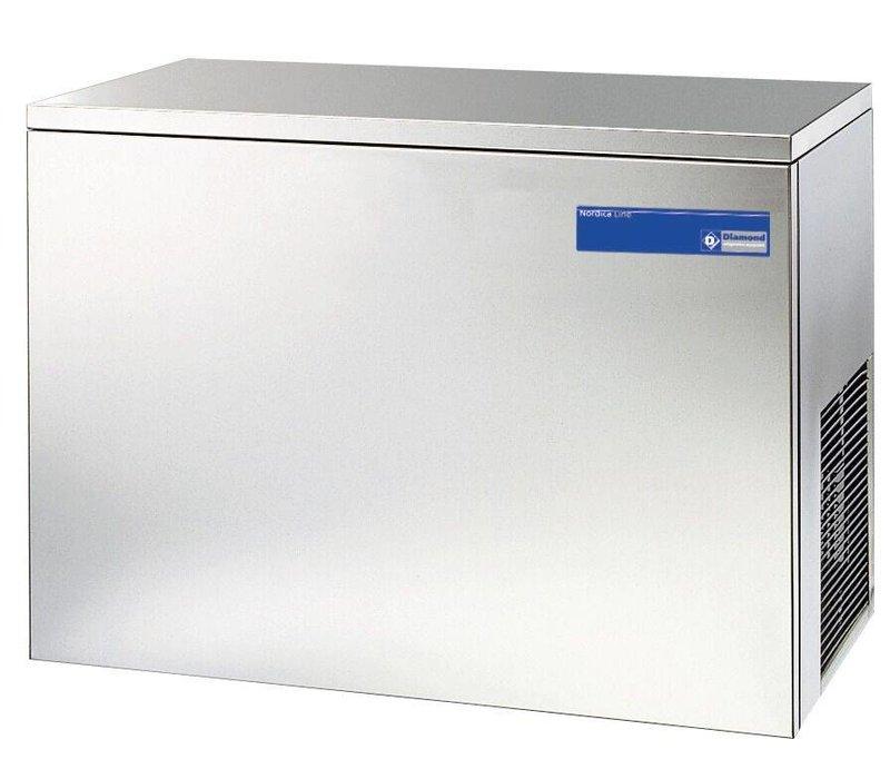 Diamond Ice machine - 155kg / 24h - without storage - ICE155MA