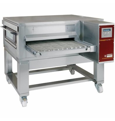 Diamond Tunneloven Ventilated | Width max. 650mm | 400V | 1400x2000xh550 / 1100mm