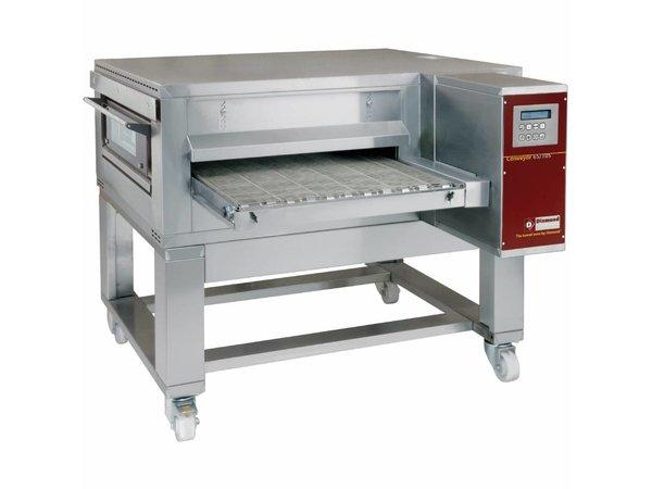 Diamond Tunnelofen Ventilated   Breite bis 650 mm.   400V   1400x2000xh550 / 1100mm
