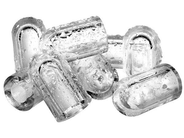 Diamond Ijsblokjesmachine 75kg/24 uur RVS - Opslag 37KG - Hol