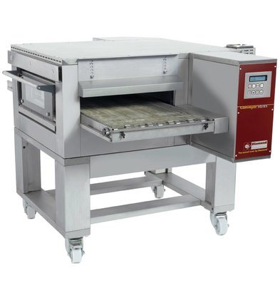 Diamond Through Oven / Tunnel Pizza Oven | Width 500mm | 400V | 1260x1750xh490 / 1070mm
