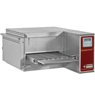 Diamond Through Oven / Tunnel Pizza Oven Gas | Width 400mm | 1030x1300xh440 / 1060mm