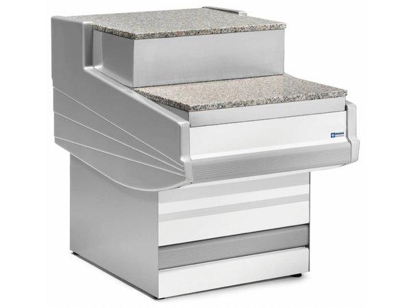 Diamond Kassenbereich | Arbeitsplatte Granit | 700x1040x670 / 915 (H) mm