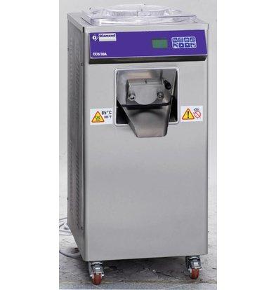 Diamond Creme en sauskoker - 30liter/uur - luchtcondensator