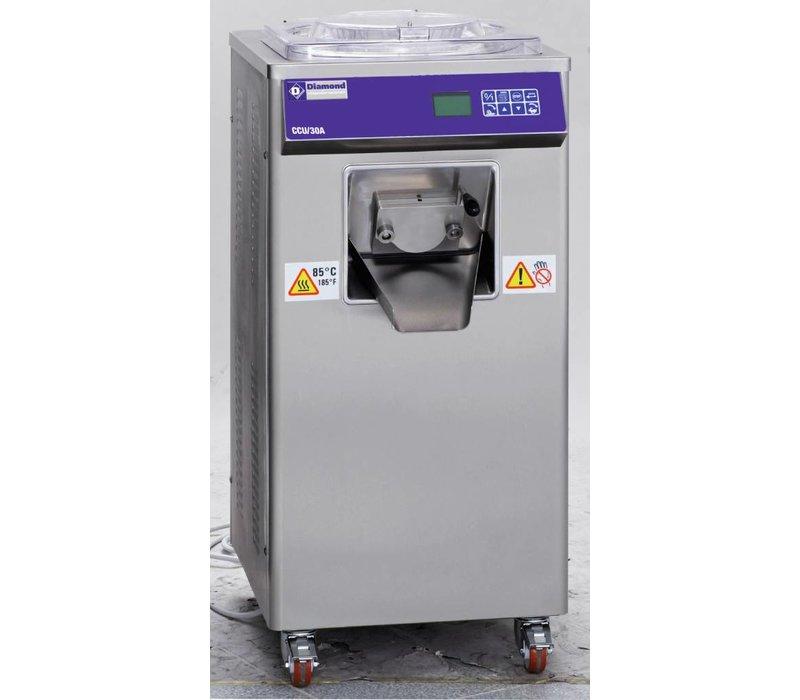 Diamond Sahne und Sauce Herd - 30liter / h - Wasserkühler