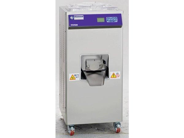Diamond Cream and sauce cooker - 60liter / hour - water condenser