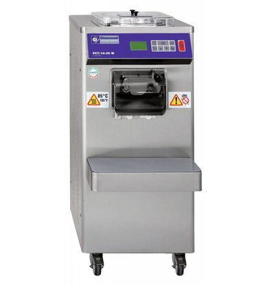 Diamond Pasteurizer and Ice Machine - 35 liters / hour - watercondensatror