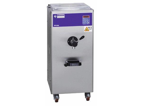 Diamond Pasteurizer - 30 liters / hour - air condenser