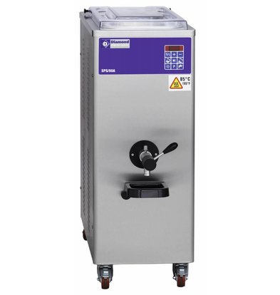 Diamond Pasteurizer - 60 liters / hour - air condenser