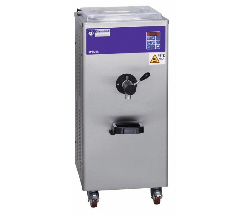 Diamond Pasteurisierer - 30 Liter / Stunde - Wasserkühler