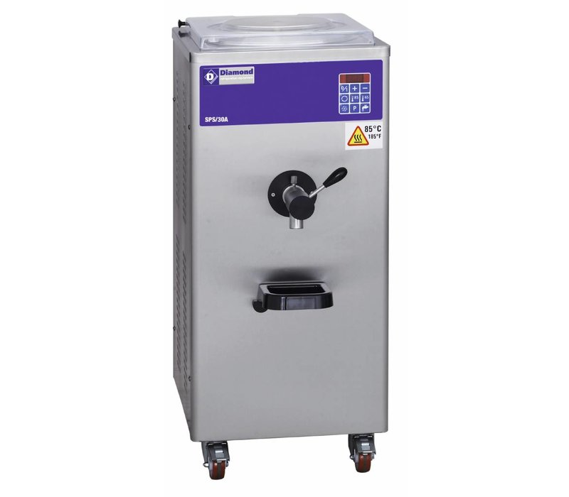 Diamond Pasteurizer - 30 liters / hour - water condenser