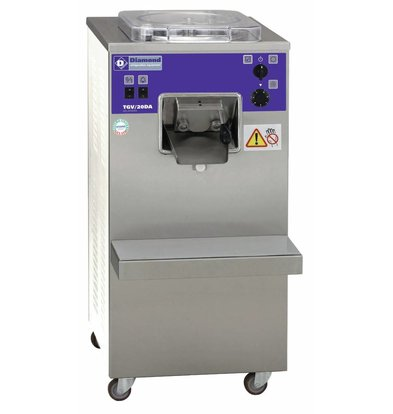 Diamond Ice Machine - 20liter / hour - air condenser