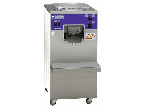 Diamond Ice Machine - 20liter / hour - air condenser