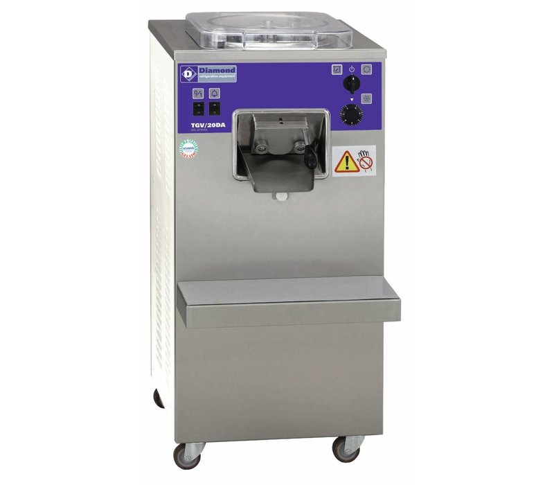Diamond Eismaschine - 20Liter / Stunde - Luftkühler