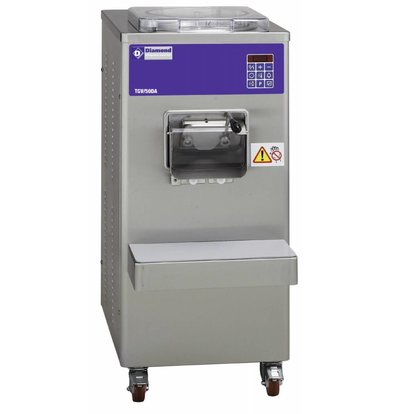 Diamond Ice Machine - 60liter / hour - water condenser