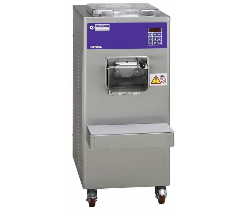 Diamond Eismaschine - 60liter / h - Wasserkühler