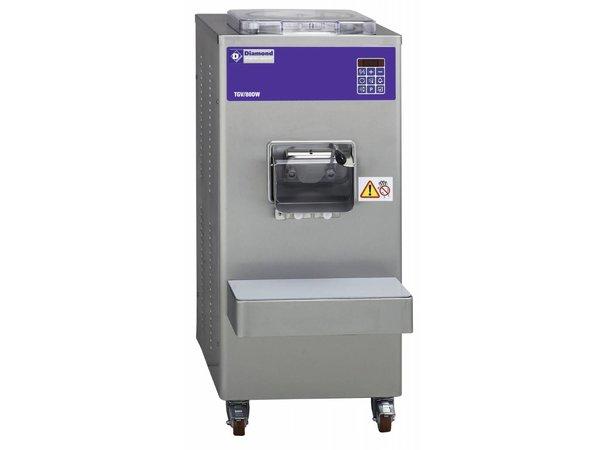 Diamond Eismaschine - 80liter / h - Wasserkühler