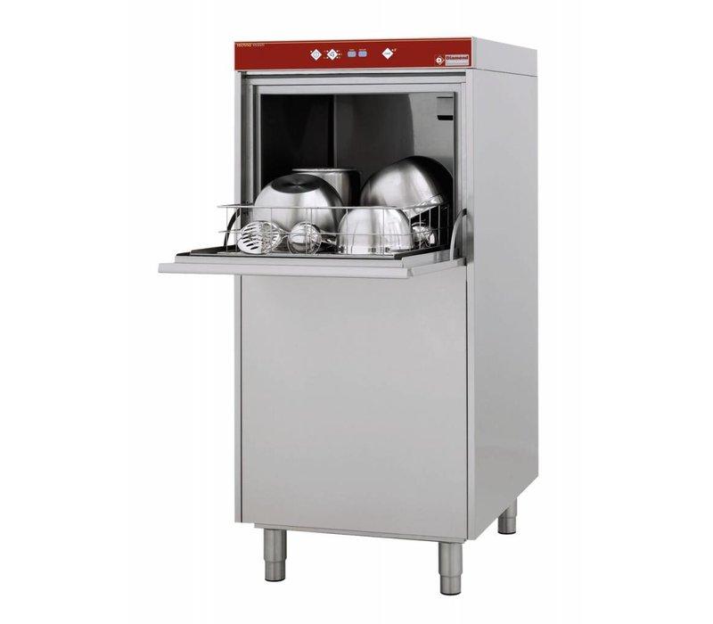 Diamond Pot-Washing Catering Twin wall - 60x50cm baskets - 400V - 667x716x (h) 1505cm