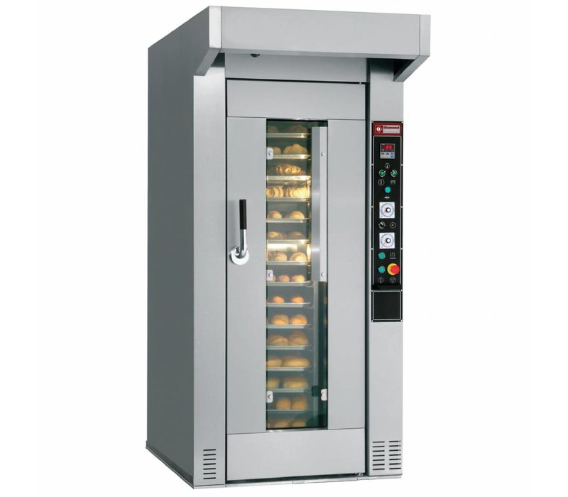 Diamond Bakery Oven - Car Oven - 15/18 levels - 400v - 114x169x (h) 224cm