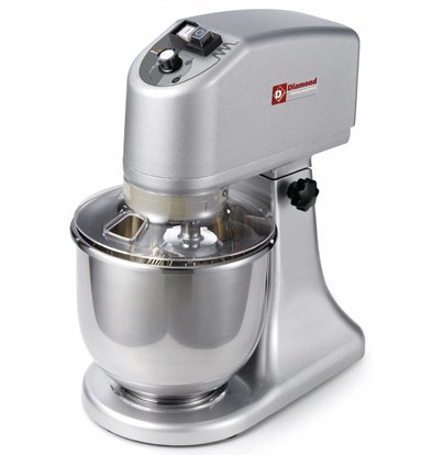 Diamond Keukenmachine / Deegmenger 7 Liter