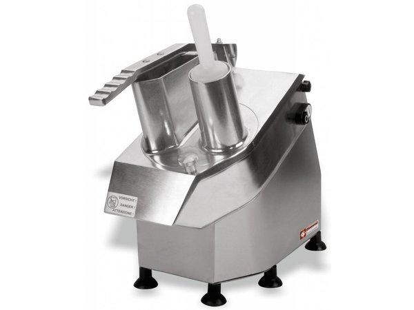 Diamond Vegetable Slicer - Tabletop - Stainless Steel - 100/300 kg p / h