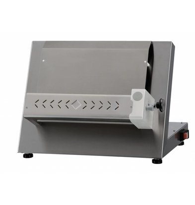Diamond Pizza / Dough Roller Linear 1 Role - 420mm - 570x400x (H) 450mm