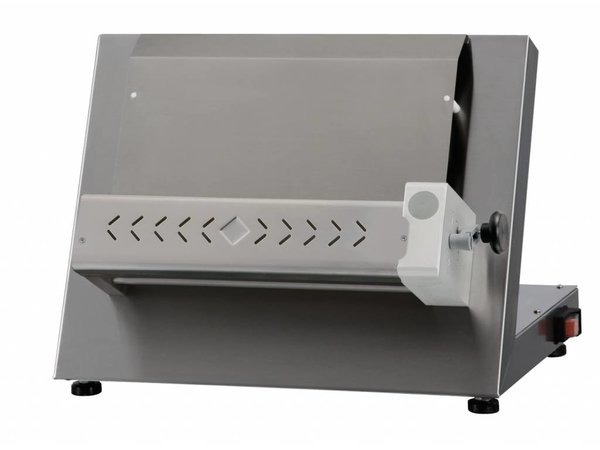 Diamond Pizza / Dough Roller Linear 1 Role - 420mm - 570x400x (H) 450mm