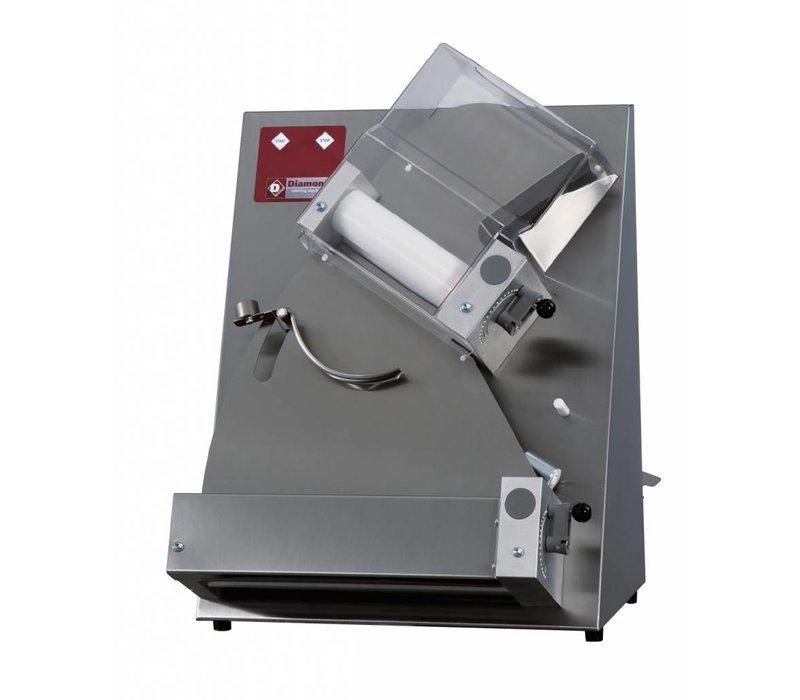 Diamond Pizza / Dough Roller 2 Rollen - 420mm - 530x530x (H) 730mm