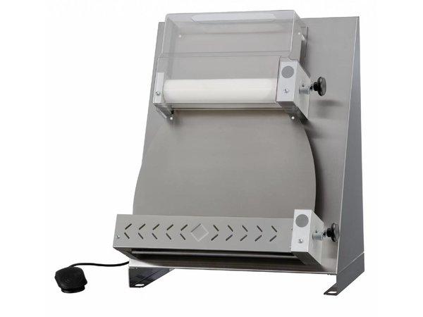 Diamond Pizza / Dough Roller Linear 2 Rollen - 420mm - 530x530x (H) 730mm