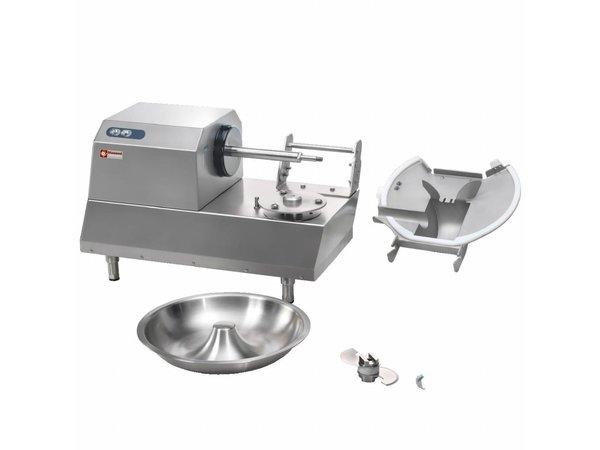 Diamond Horizontal cutter | 6 Liter | 1440 RPM | 832x582x472 / 760 (h) mm
