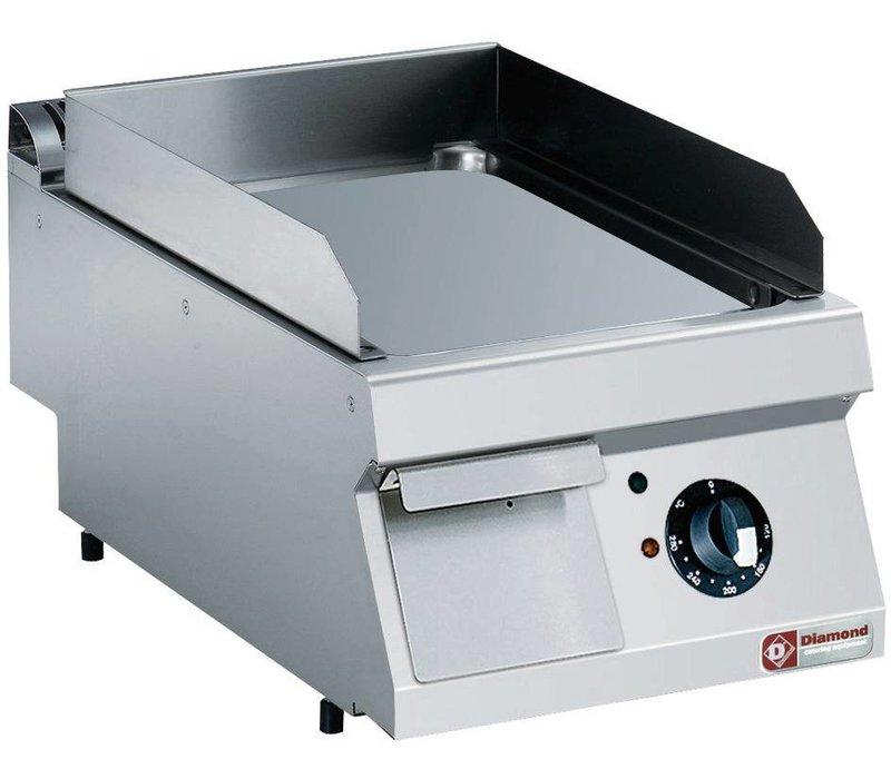 Diamond Edelstahl Kocher | glatten | Tischplatte | 400V / 4,5 kW | 400x700x250 / 320 (h) mm