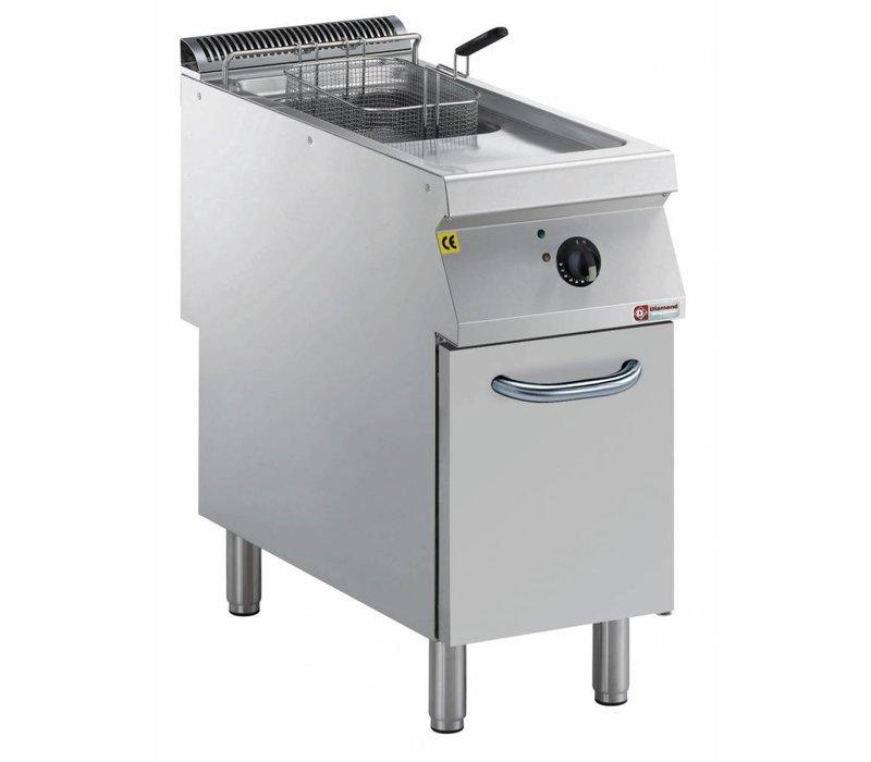 Diamond fryer   electric   15 Liter   Exterior Burners   on Cabinet   400x900x (h) 850 / 920mm