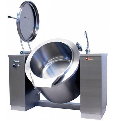 Diamond Kantelbare Kookketel | 300 Liter | 36,5kW/400V | 1950x1200x1150(h)mm