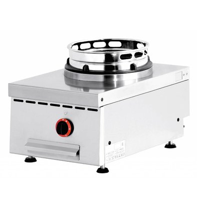 Diamond Wok burner gas stove 1 Tabletop - 1 x 15KW