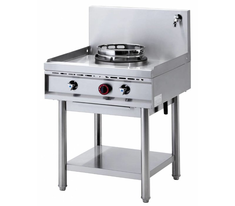 Diamond Wok burner gas cooker 1 with Water Curtain - 1 x 15KW