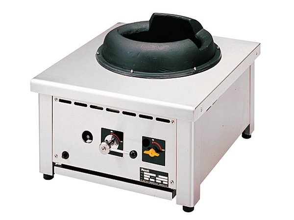 Diamond Gasherd Wok-Brenner 1 Tabletop - 28KW