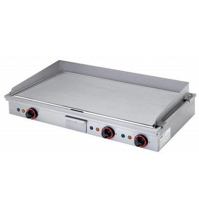 Diamond Teppanyaki Grill Elektro 3 x 2,7 KW Tabletop - 90x50cm