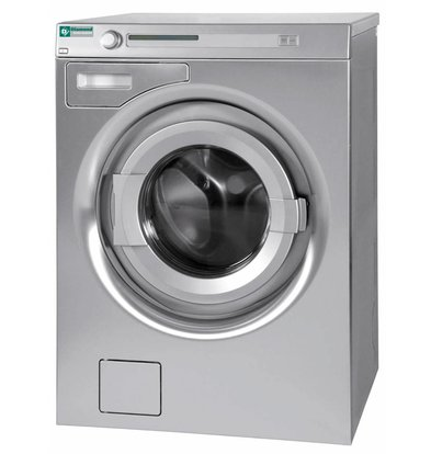 Diamond Hotel Washer 7 kg stainless steel - 400v - 595x595x (H) 850mm